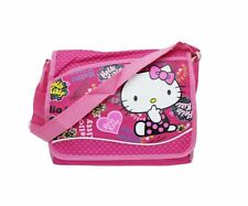 Shopaholic Cute Cartoon Character Featured Sling Cum Side Bag For Kids/Youngster