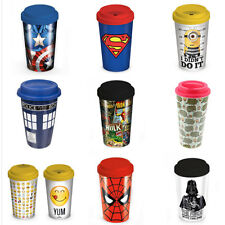 Disney and Character Travel Mugs (Assorted)