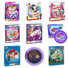Disney and Character Wall Clocks (Assorted)