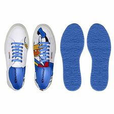 SUPERGA SCARPE cartoon 2750 DISNEY PAPERINO F01 white PAPERINCOTU  S007x20