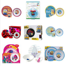 Disney and Character Breakfast Sets (Assorted)