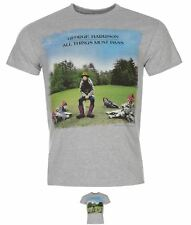 MODA Official George Harrison T-shirt Uomo All Things