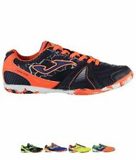 MODA Joma Dribling Indoor Court Trainers Mens Black/FluGreen