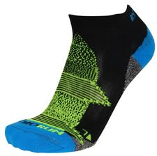 Rywan Atmo Run Climasocks - Black-Yellow-Blue
