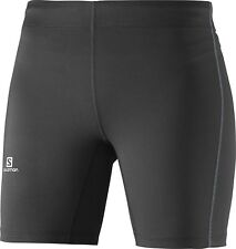 Salomon Damen Laufhose Agile Short Tight Schwarz - 371271