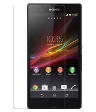 Premium Tempered Glass Guard Screen Protector for Sony Xperia L in Box Packing