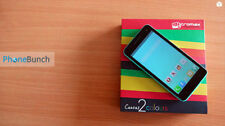Premium Tempered Glass Guard Screen Protector for Micromax Canvas 2 Colours A120
