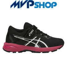 SCARPE RUNNING JUNIOR ASICS GT 1000-6 PS C741N-9501