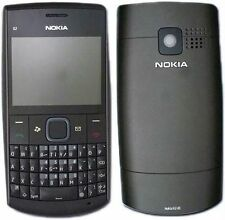New High Quality Nokia X2-01 (Black) Full Housing Body Panel Faceplate