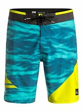 "QUIKSILVER New Wave 19"" - boardshort/costume surf mare - moroccan blue"