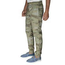 Greentree Mens Cargo Jogger Trouser Track Pant 100% Cotton Casual Cargo MASR82