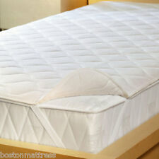 Boston Quilted Mattress Protector For Bed