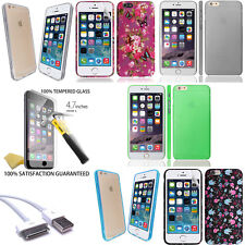 New Ultra Thin Protective Case PC Cover Skin Cover For Apple iPhone 7 6s 6 Plus