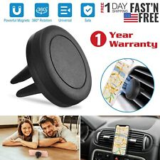 Universal Cell Phone Air Vent Magnetic Car Mount Holder Stand For iPhone Samsung