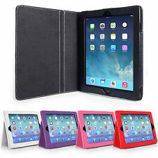 Caseflex PU Leather Magnetic Flip Stand Case for Apple iPad Air / Air 2