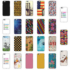 Amzer Designer Case Printed Pattern Cover Hard Plastic Fr Samsung Galaxy A3 2017