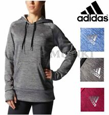 Adidas Women's Team Issue Climawarm Pullover Hoodie