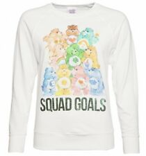 Official Women's Care Bears Squad Goals Jumper