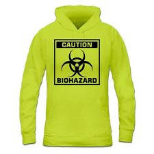 Caution Biohazard Frauen Kapuzenpullover