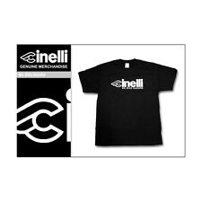 Cinelli Casual Fixie Cycle Race Bike T-shirt - Bike Harder