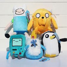 New Adventure time Plush Toys Jake Finn Beemo Penguin Ice king Stuffed Soft Toys