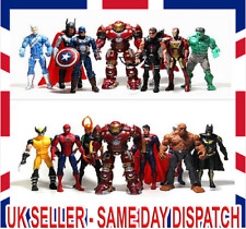 Super Heroes Avengers Action Figures Titan series kids Toys,Models,Cake Toppers