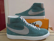 nike blazer MID PRM VNTG SUEDE hi top trainers 538282 305 sneakers CLEARANCE