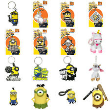 Minions Despicable Me 3 Key Rings (Assorted)