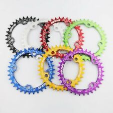 DECKAS Bike Narrow Wide Round Oval Chainring Chain Ring BCD 104mm 32 34 36 3XH