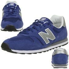 8c3575fdd23 New Balance Ml373nay Classic Sneaker Mens Shoes Blue 373