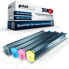 4x Compatible Cartuchos de tinta para Sharp mx23 Repuesto Color de -drucker Pro