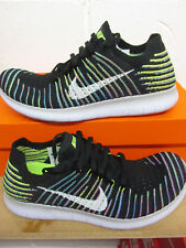 nike free RN flyknit mens running trainers 831069 003 sneakers shoes