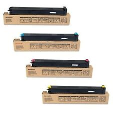 Sharp MX-23GT Full Set of 4 Toner Cartridge's {Blk,Cyan,Magenta,Yellow}