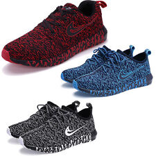 Mens Shoes Sneakers Trainers Running Shoes Casual Shoes GYM Sport Shoes Lace Up