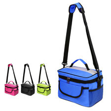 Multipurpose Thermal Insulated Tote Kids Picnic Lunch Cool Bag Cooler Box Pouch