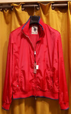 Giubbino impermeabile uomo rosso jacket waterproof man US POLO ASSN. SALDI 50%