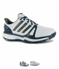 OFFERTA adidas AdiPower Boost Golf Shoes Mens White/Silver