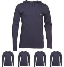 """BRAND French Connection Mens Sneazy Hoody Marine Blue Small Chest 36-38"""""""