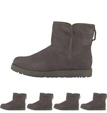 DI MODA UGG Womens Cory Boots Grey UK 3.5 Euro 36