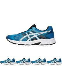 MODA Asics Mens Gel Contend 4 Neutral Running Shoes Thunder Blue/White/Black 5