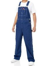 Dickies Rinsed Indigo-blue Bib Overall Dungarees
