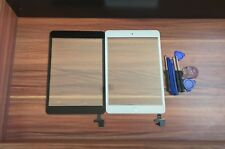 For Apple iPad Mini 1/2 Touch Glass Digitizer Screen Replacement IC Home Button