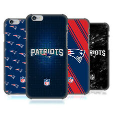 OFFICIAL NFL 2017/18 NEW ENGLAND PATRIOTS HARD BACK CASE FOR APPLE iPHONE PHONES