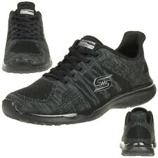 Skechers Studio Burst Edgy mujer Zapatos para fitness air cooled