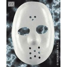 HOCKEY MASK Accessory for St Trinians Schoolgirl Olympic Fancy Dress