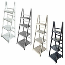 Escalera de Estante la Estanteria 4 Anaquel Plegable 4 Colors Kingpower