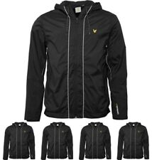 MODA Lyle And Scott Vintage Mens Woodhouse Hooded Jacket True Black Small Chest