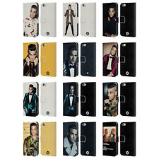 OFFICIAL ROBBIE WILLIAMS CALENDAR LEATHER BOOK CASE FOR APPLE iPHONE PHONES