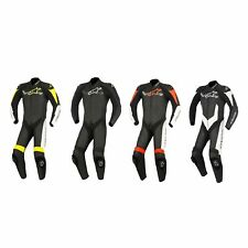 Alpinestars Motorcycle/Bike Challenger V2 One 1-Piece Leather Riding Suit
