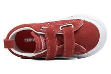 Bambino Converse Converse One Star 2V Ox Sneakers Rosso